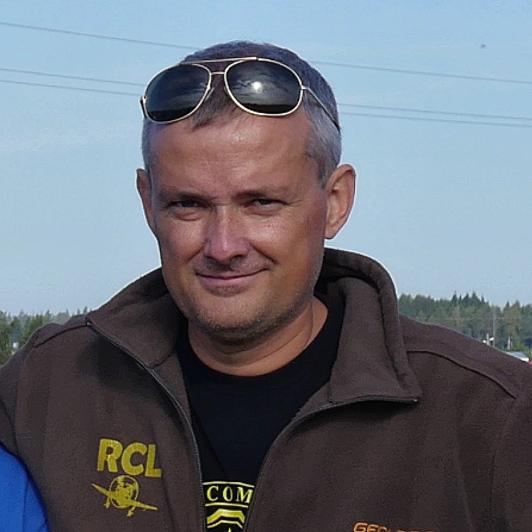 2 место Александров Сергей RC-Lytkarino